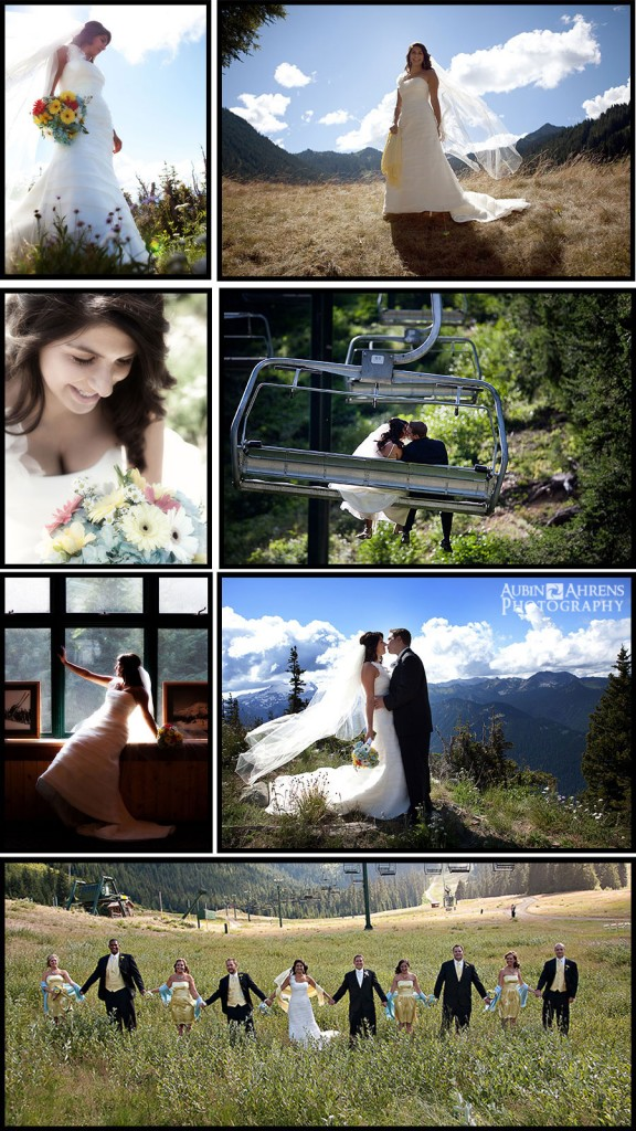 Cyrstal Mountain Wedding