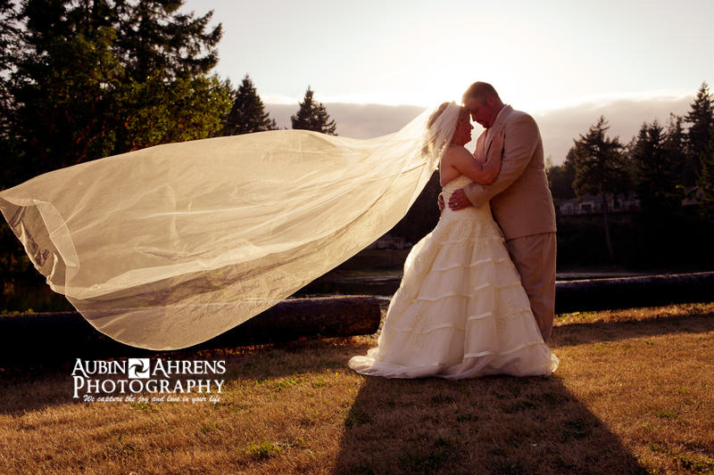 Bremerton Bride and Groom