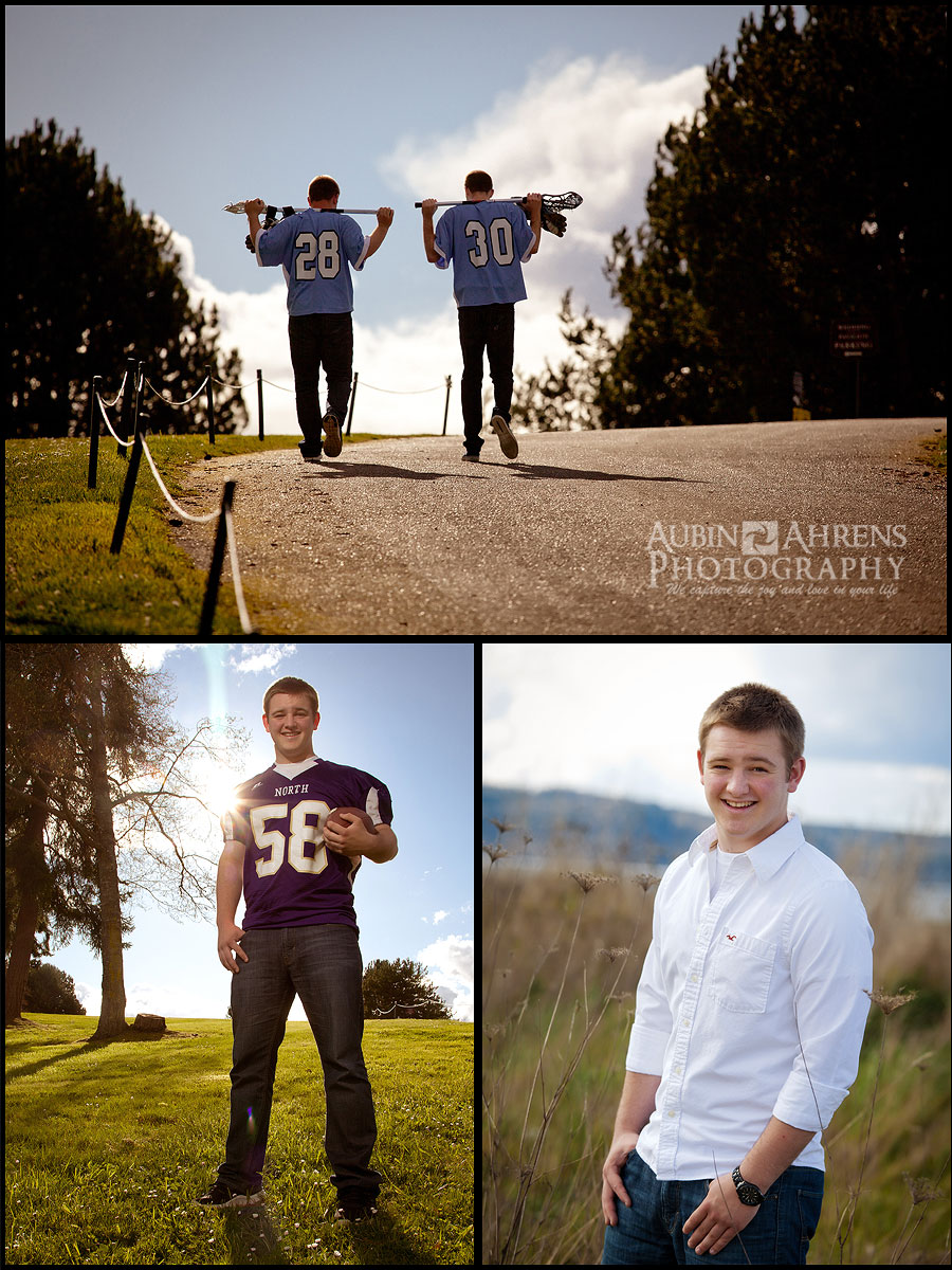 North Kitsap Senior Portrait 1