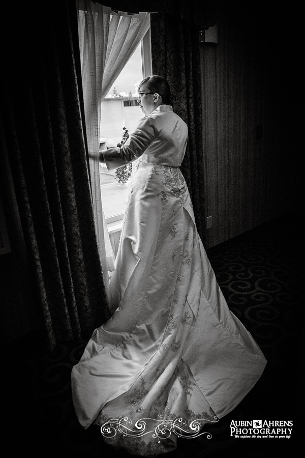 Bride_Bremerton Hampton Inn