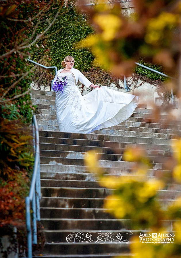 Bride_Bremerton Harbor Steps