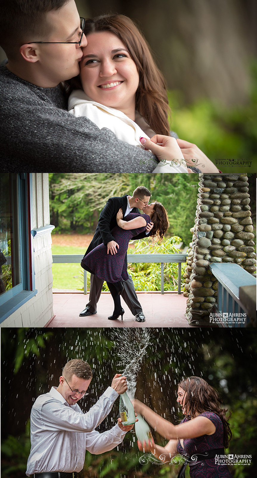 Kitsap Memorial Engagement Session