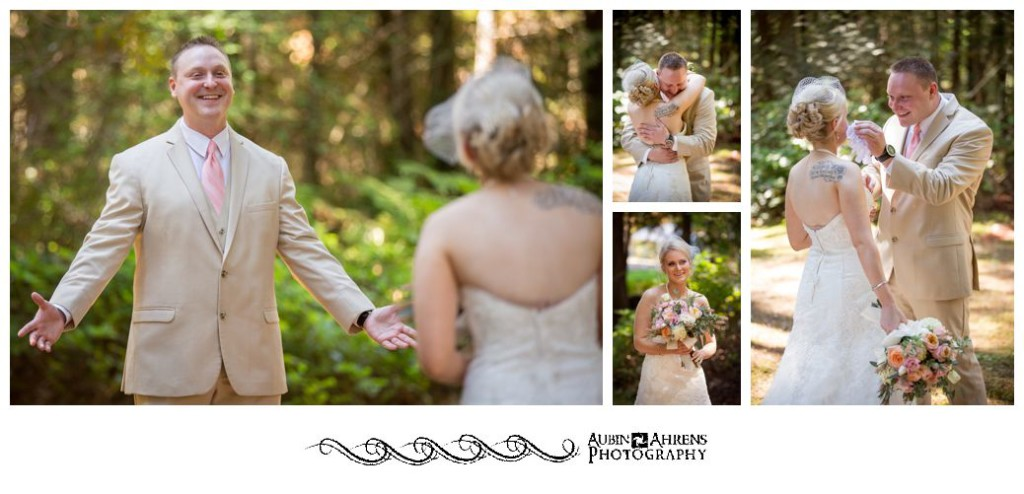 Bremerton wedding portrait